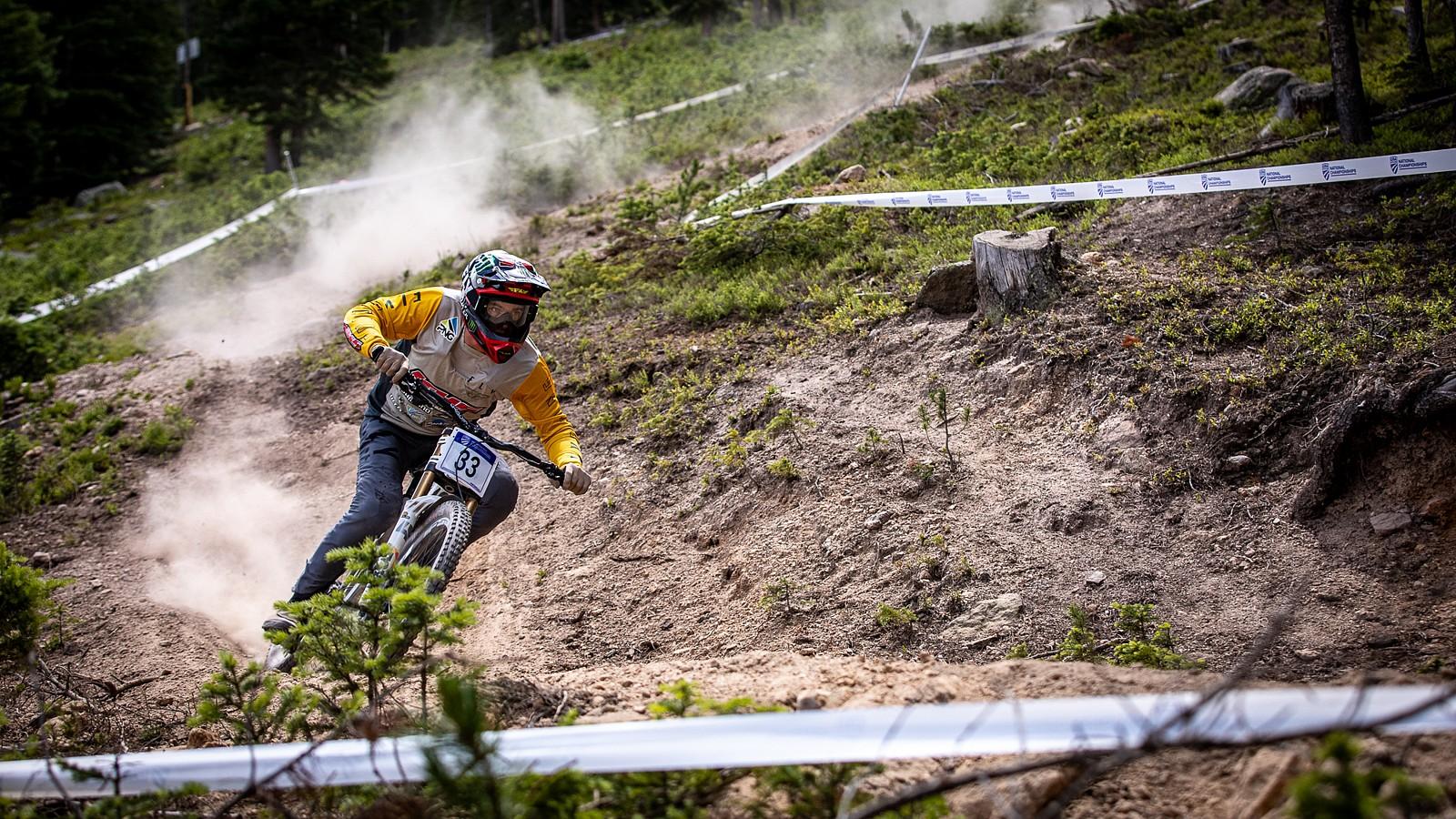 Nik Nestoroff - US National Champs Downhill Photo Blast - Mountain Biking Pictures - Vital MTB