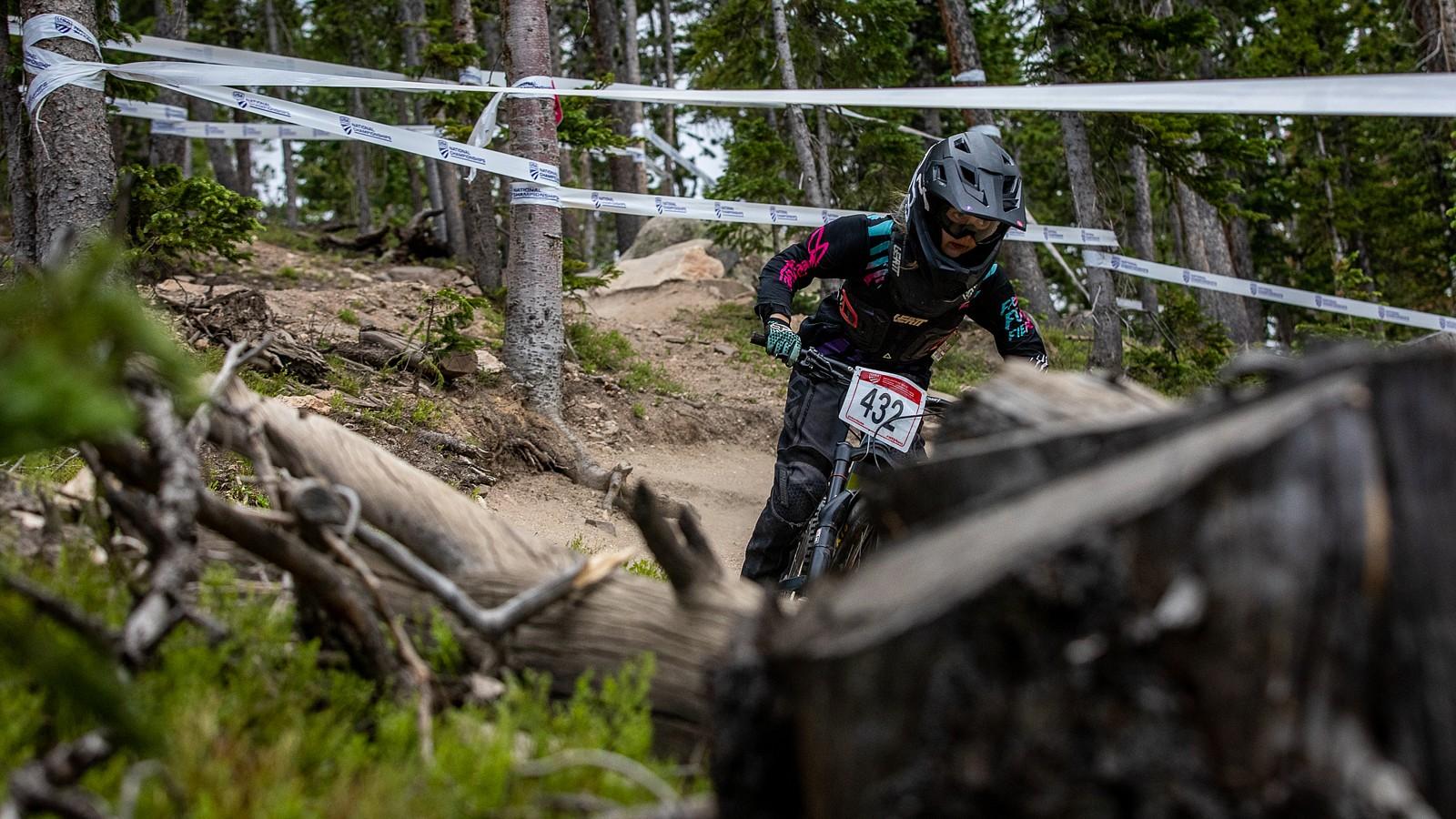 Lilian Artz - US National Champs Downhill Photo Blast - Mountain Biking Pictures - Vital MTB