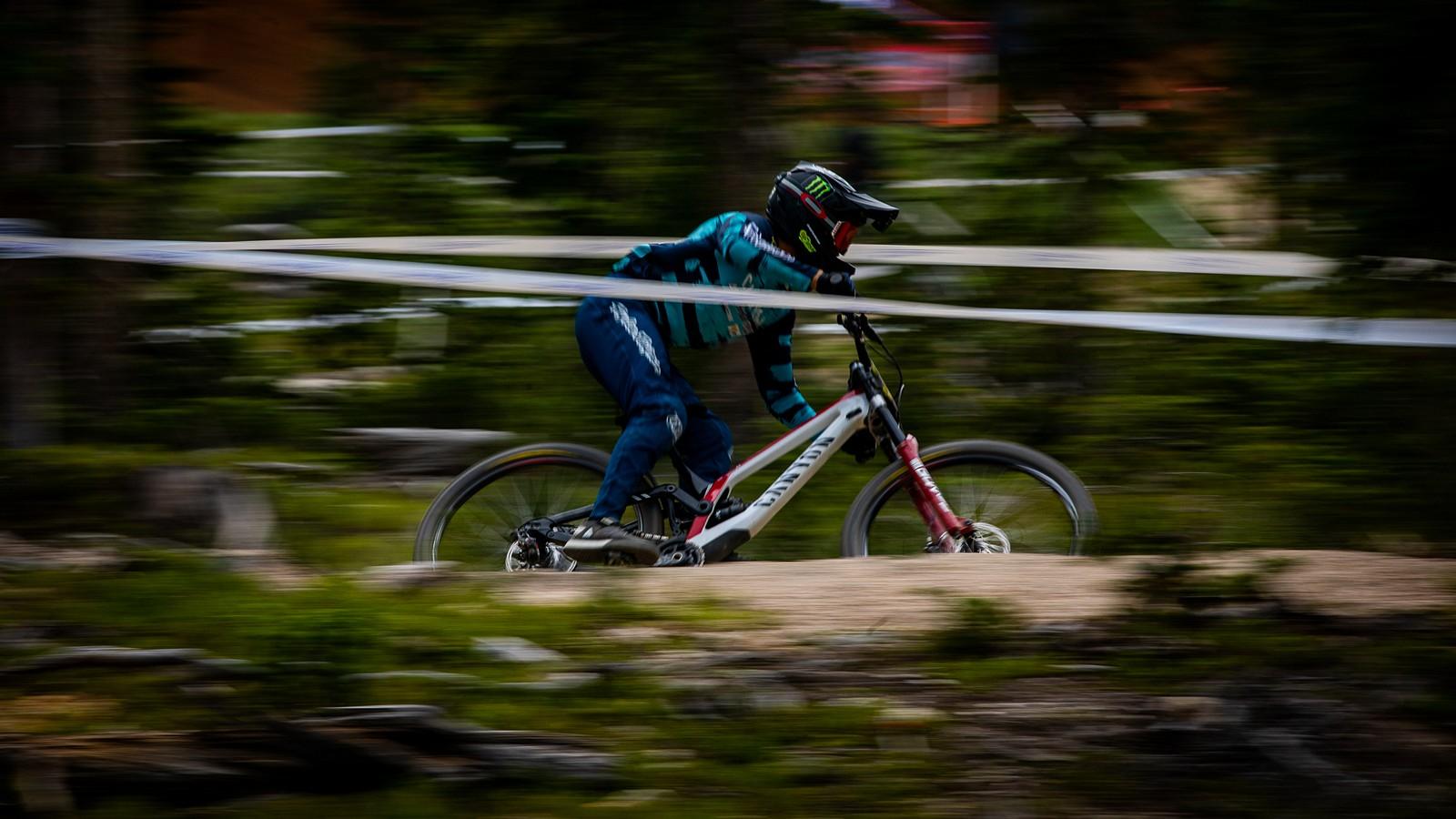 Dante Silva - US National Champs Downhill Photo Blast - Mountain Biking Pictures - Vital MTB