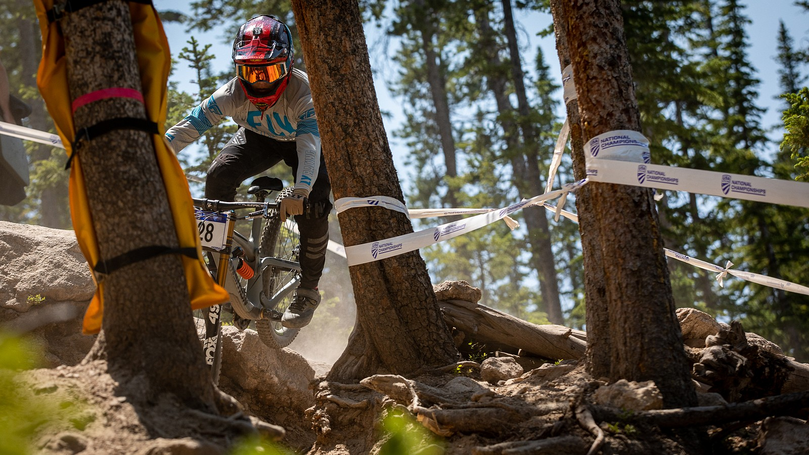 Cameron Mader - US National Champs Downhill Photo Blast - Mountain Biking Pictures - Vital MTB