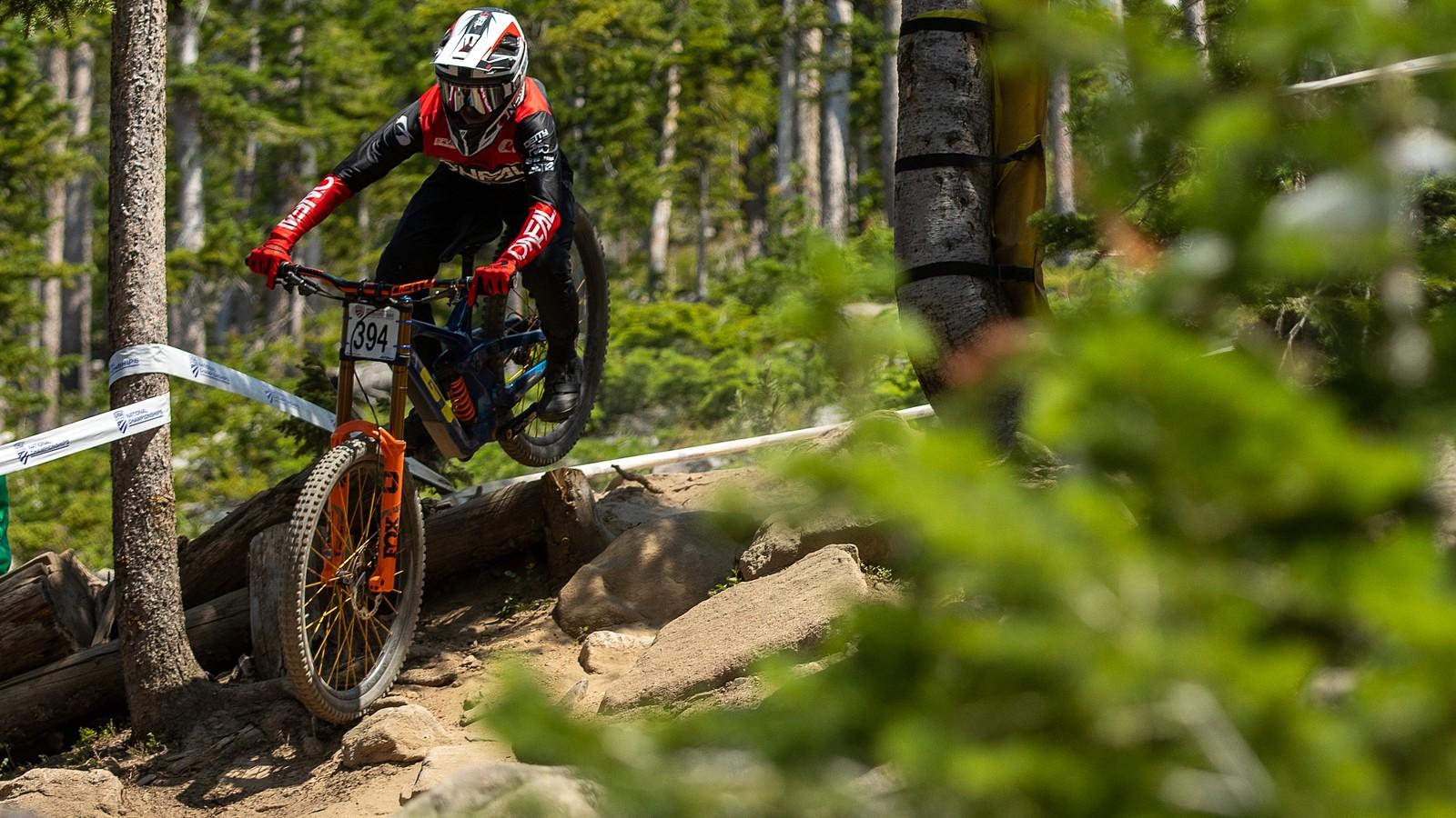 Logan Tiger - US National Champs Downhill Photo Blast - Mountain Biking Pictures - Vital MTB