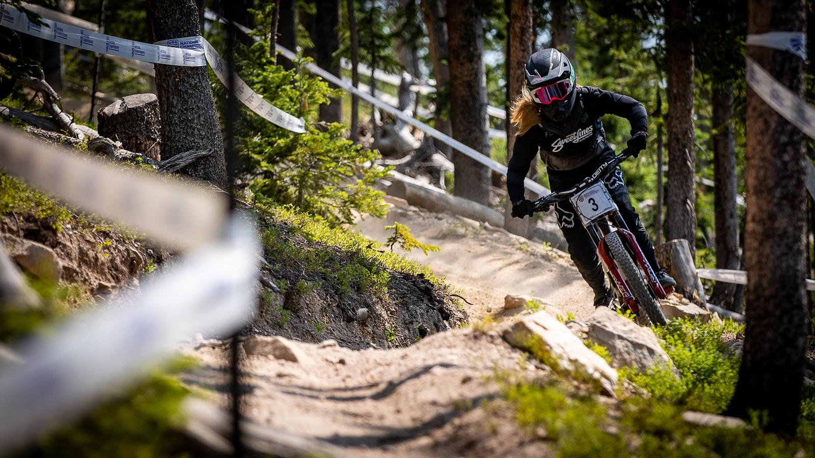 Sydney Haberman - US National Champs Downhill Photo Blast - Mountain Biking Pictures - Vital MTB