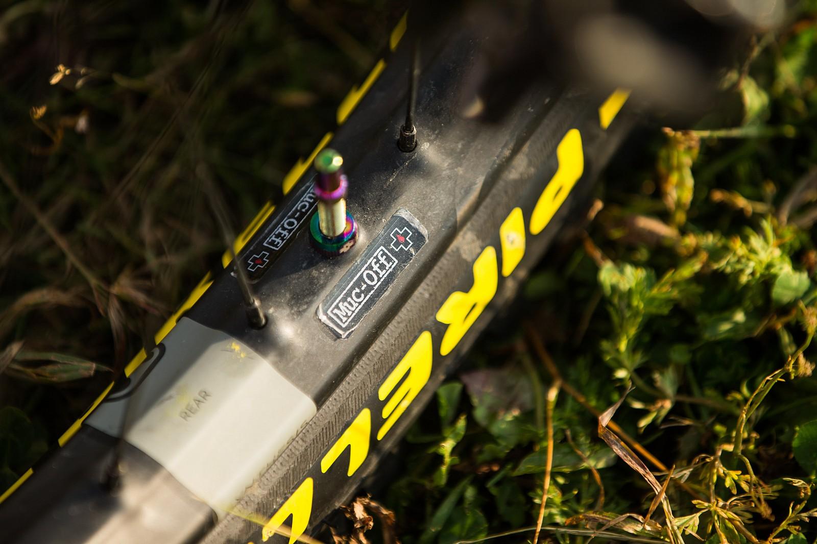 Pro Bike Check - Davide Palazzari's Scott Gambler - Pro Bike Check - Davide Palazzari's Scott Gambler - Mountain Biking Pictures - Vital MTB