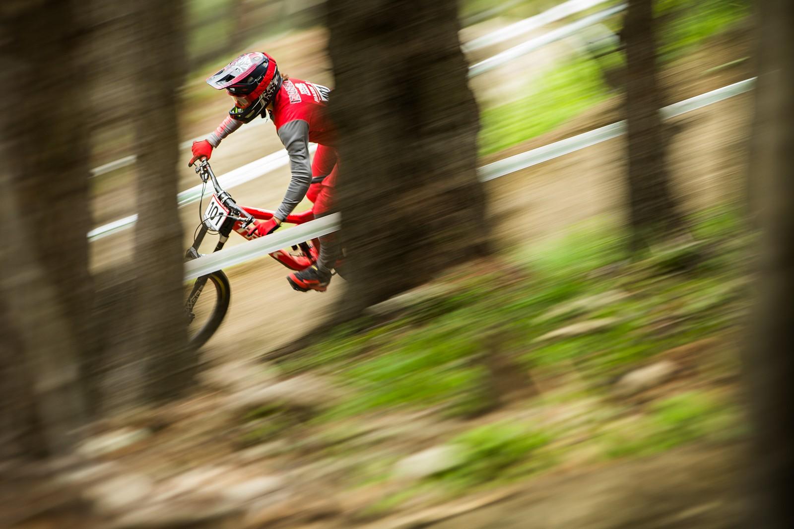 Izabela Yankova - iXS Downhill Cup #2 Pila - Mountain Biking Pictures - Vital MTB