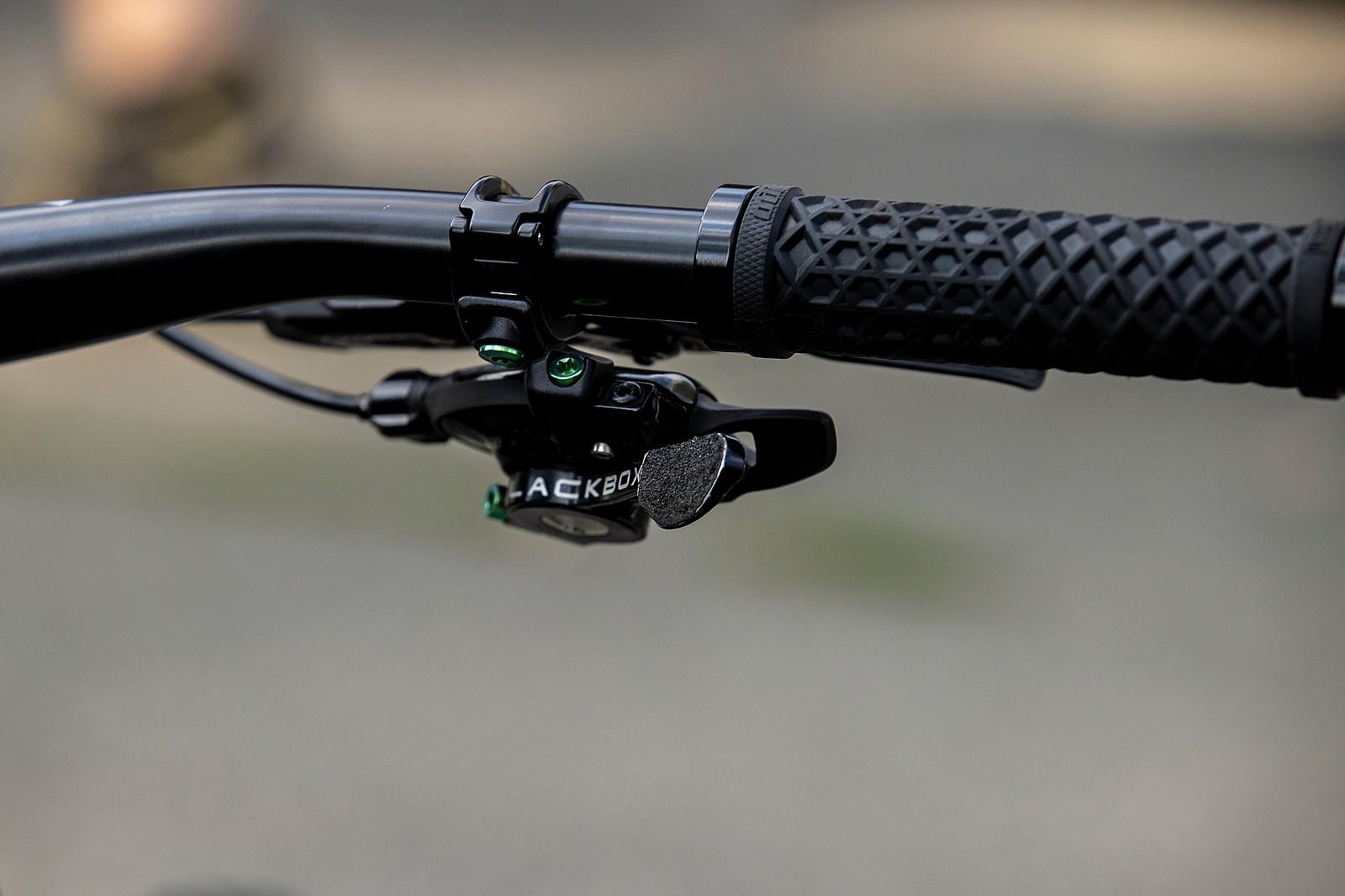 Grip it to Rip it - WINNING BIKE - Loris Vergier's Trek Session - Mountain Biking Pictures - Vital MTB