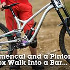 A Commencal and a Gearbox Walk Into a Bar