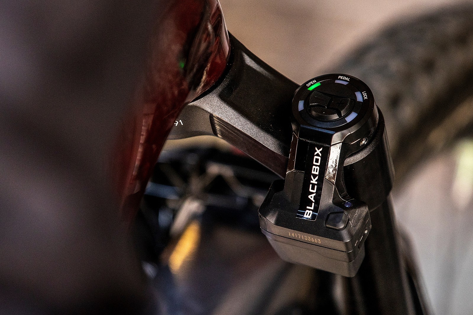BlackBox Mystery Time Machine? - PIT BITS - 2021 WORLD CHAMPS - Mountain Biking Pictures - Vital MTB