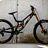 Greg Minnaar's Santa Cruz V10 Worlds Bike at Val di Sole