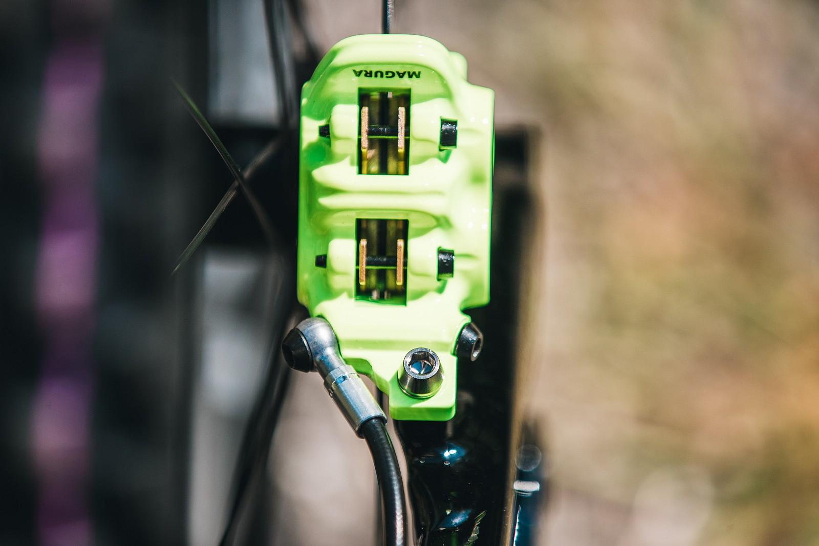 WORLD CHAMPS BIKE - Danny Hart's Cube Two15 - sspomer - Mountain Biking Pictures - Vital MTB