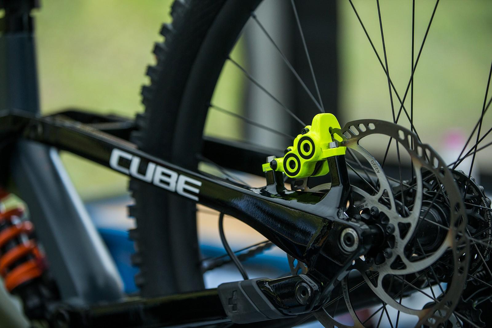 Magura - PIT BITS - Lenzerheide World Cup DH - Mountain Biking Pictures - Vital MTB