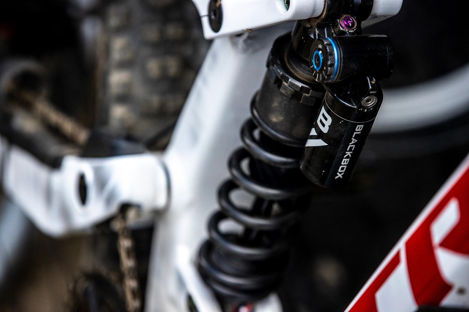 BlackBox - WINNING BIKE - Loris Vergier's Trek Session - Mountain Biking Pictures - Vital MTB