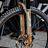 Loic's rust bike