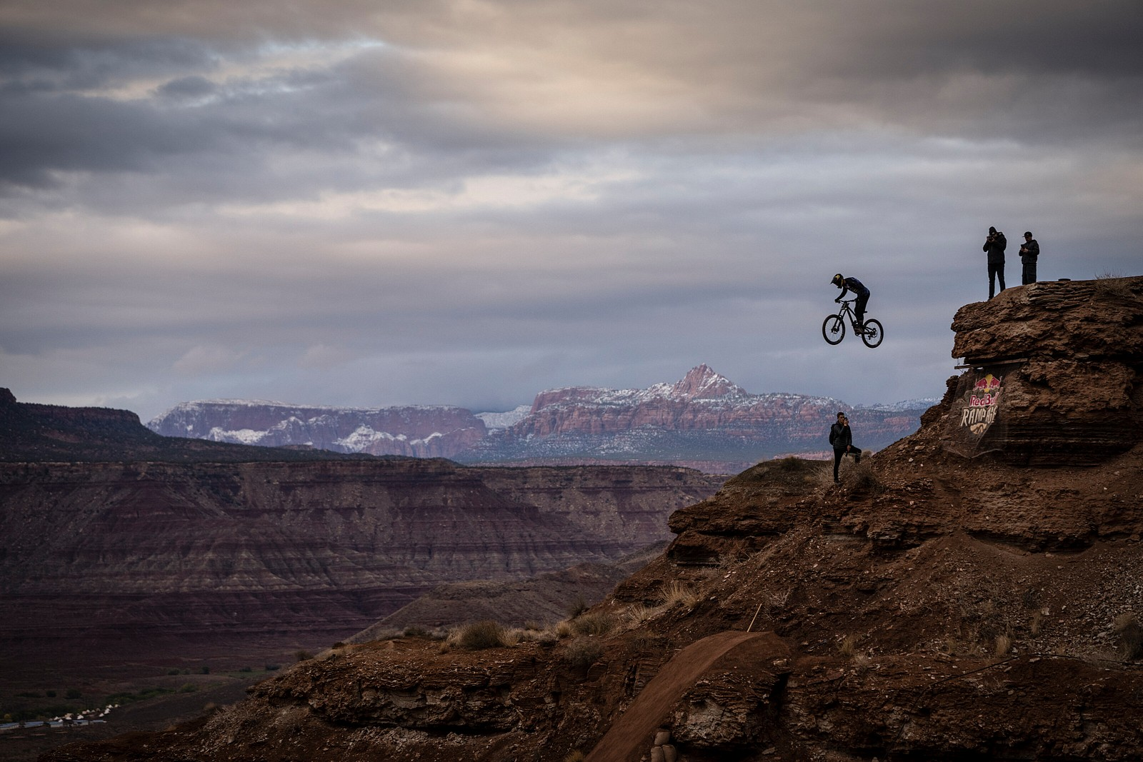 Kurt Sorge - 2021 Red Bull Rampage Photos - Mountain Biking Pictures - Vital MTB