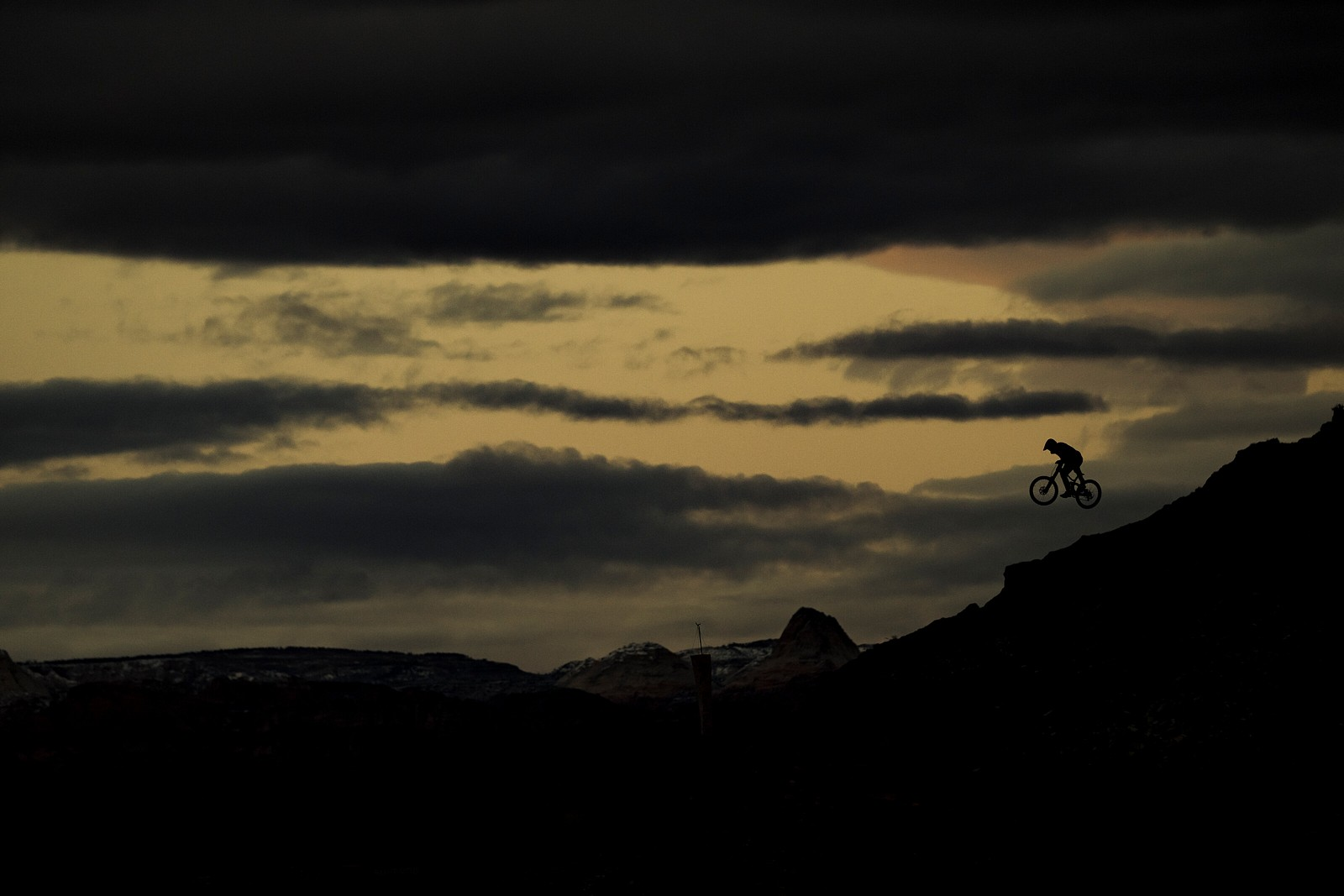 Vincent Tupin - 2021 Red Bull Rampage Photos - Mountain Biking Pictures - Vital MTB
