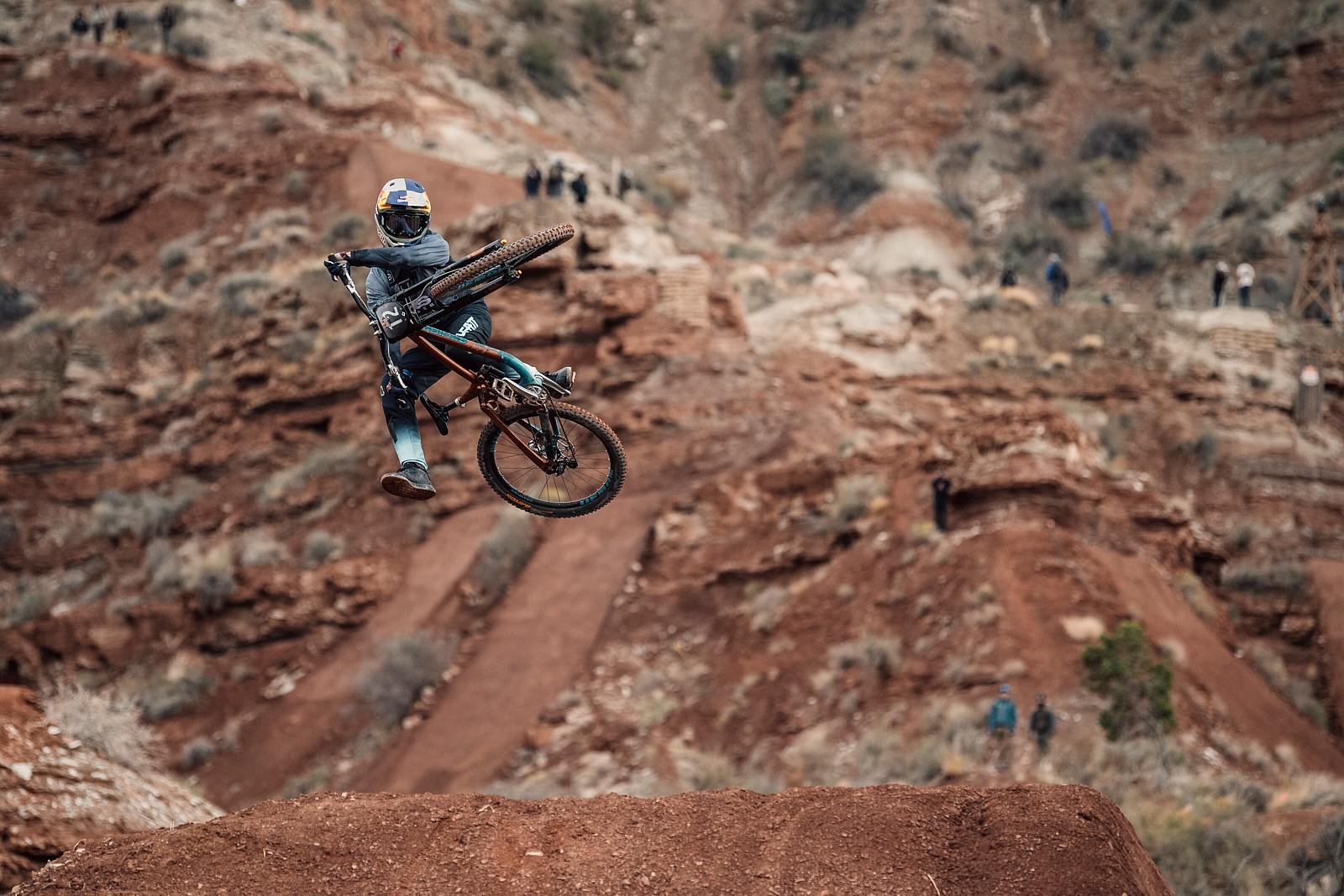 Szymon Godziek - 2021 Red Bull Rampage Photos - Mountain Biking Pictures - Vital MTB