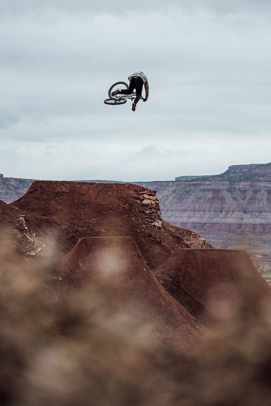 Kyle Strait - 2021 Red Bull Rampage Photos - Mountain Biking Pictures - Vital MTB