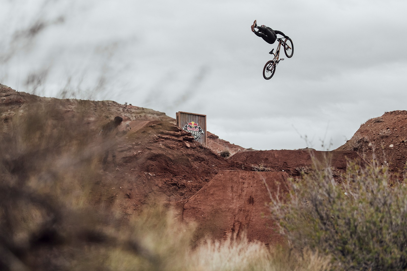 Andreu Lacondeguy - 2021 Red Bull Rampage Photos - Mountain Biking Pictures - Vital MTB
