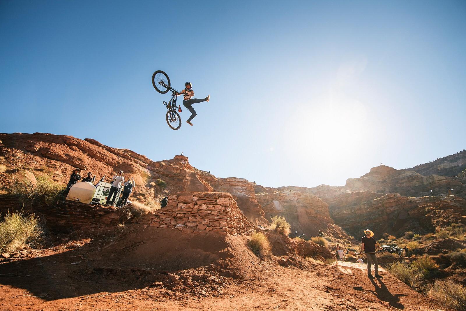 Jaxson Riddle - 2021 Red Bull Rampage Photos - Mountain Biking Pictures - Vital MTB