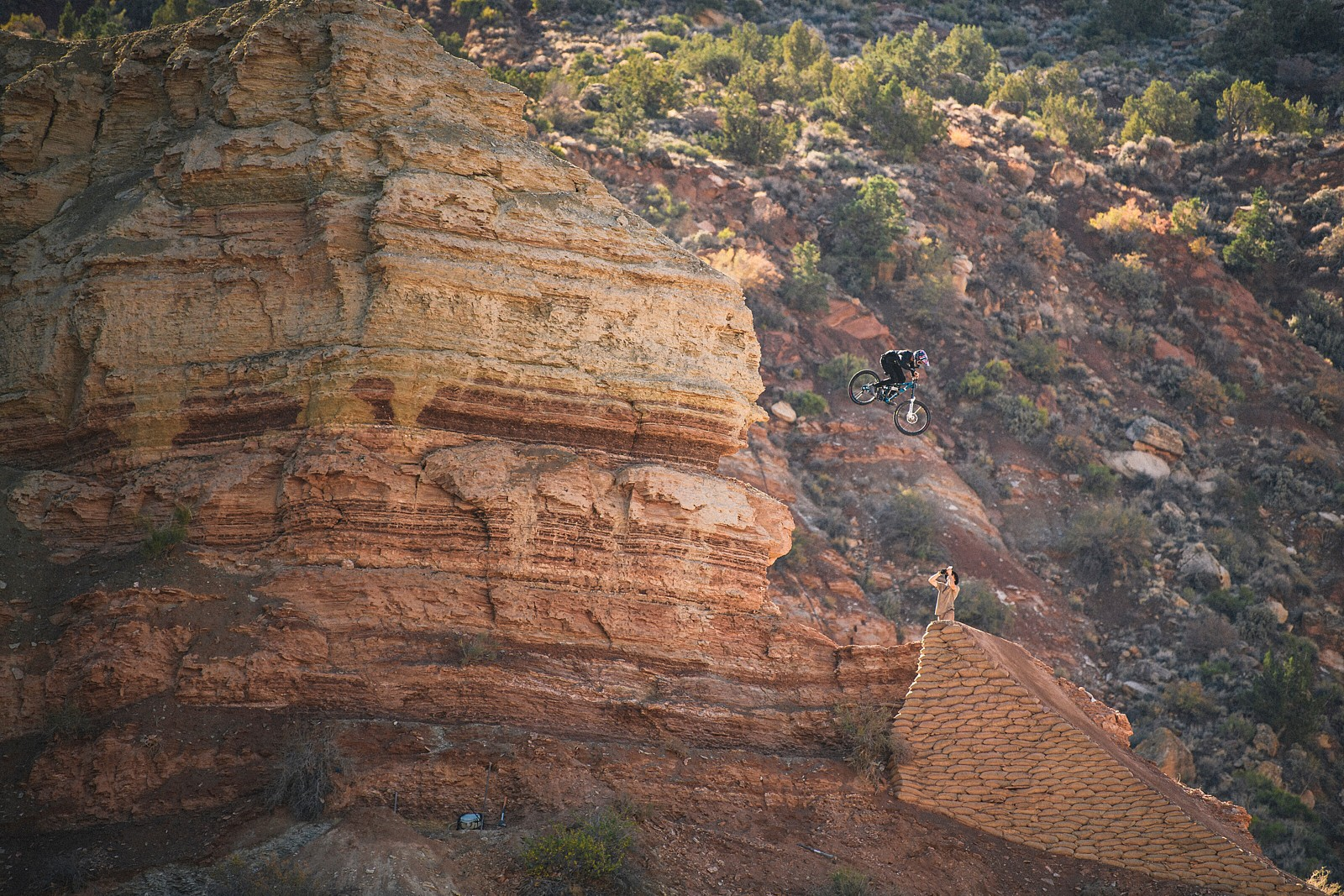 2021 Red Bull Rampage Photo Gallery - Reed Boggs - 2021 Red Bull Rampage Photos - Mountain Biking Pictures - Vital MTB