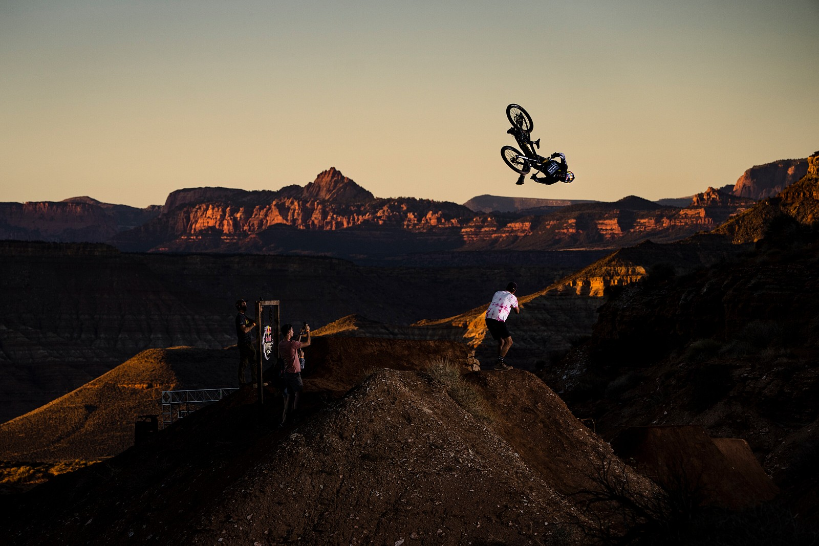 Brandon Semenuk - 2021 Red Bull Rampage Photos - Mountain Biking Pictures - Vital MTB