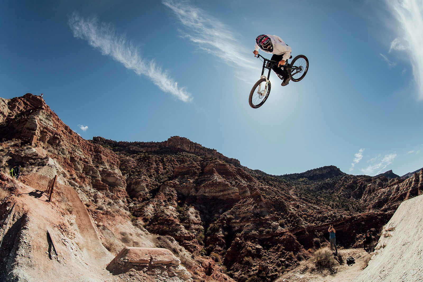 Reed Boggs - 2021 Red Bull Rampage Photos - Mountain Biking Pictures - Vital MTB