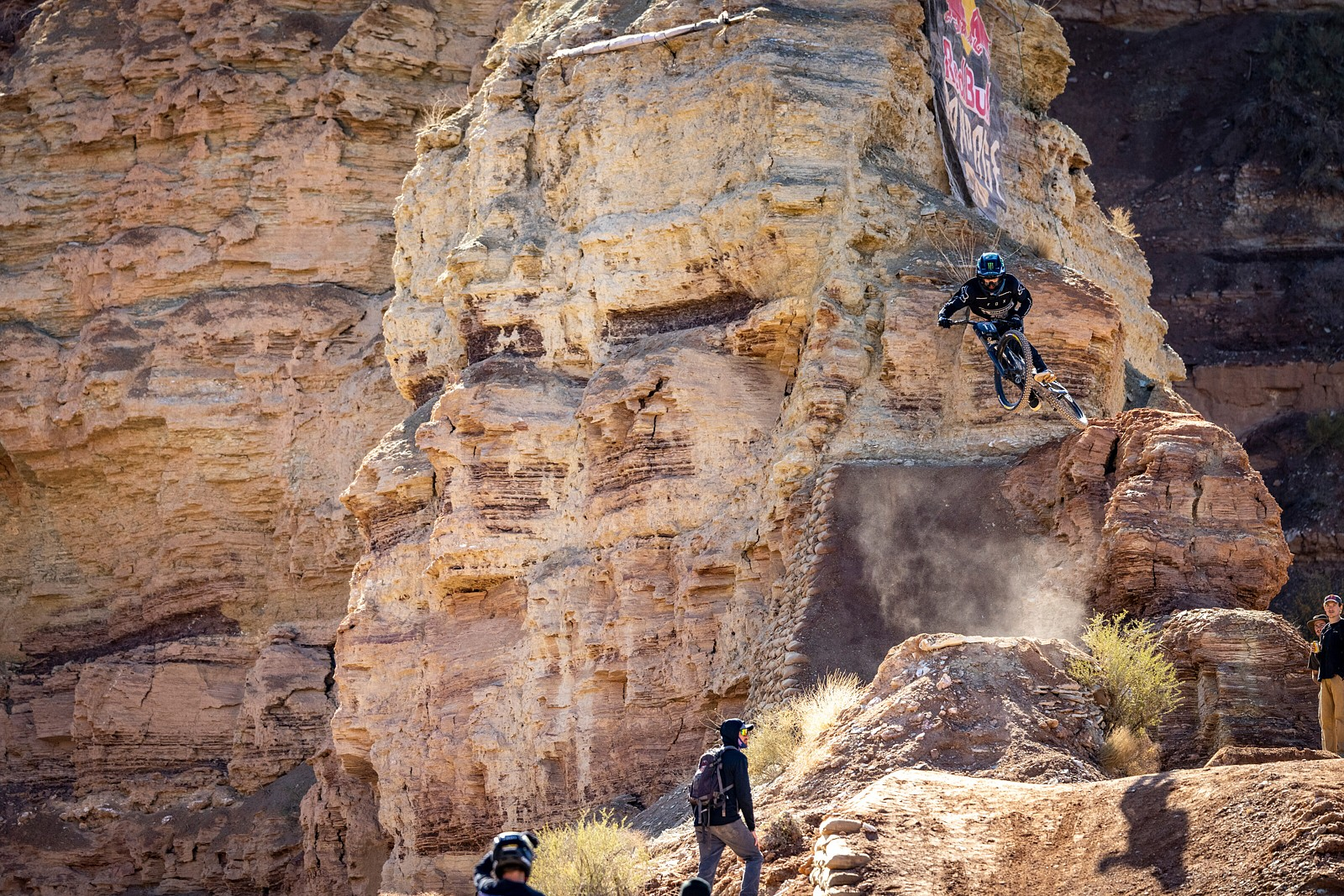 Ethan Nell - 2021 Red Bull Rampage Photos - Mountain Biking Pictures - Vital MTB