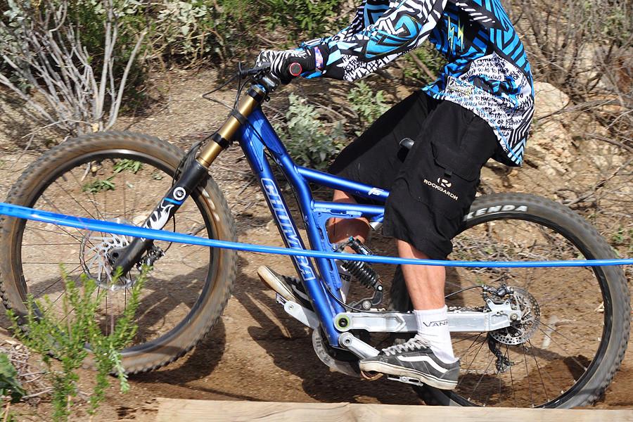 Chumba F5 - G-Out Project: Fontana - Mountain Biking Pictures - Vital MTB