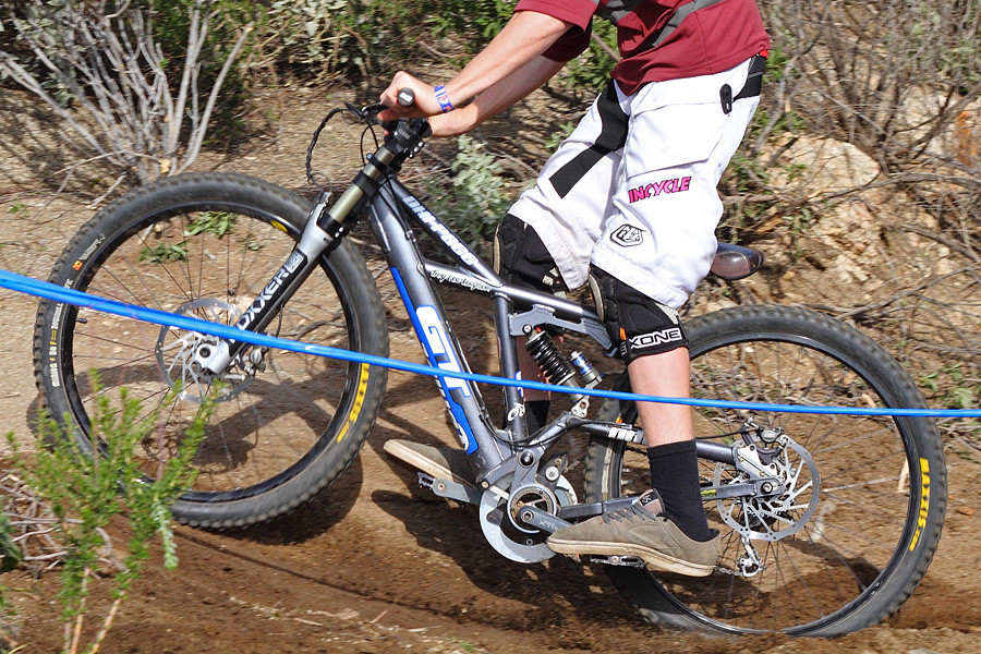 GT DHi - G-Out Project: Fontana - Mountain Biking Pictures - Vital MTB
