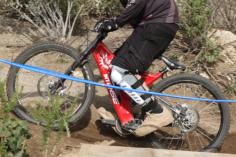 Intense M1 - G-Out Project: Fontana - Mountain Biking Pictures - Vital MTB