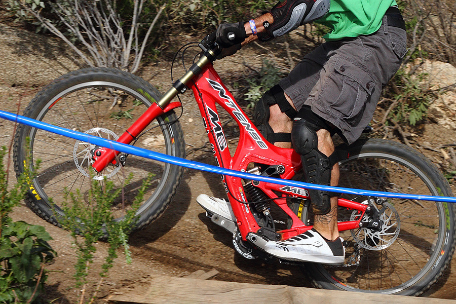 Intense M6 - G-Out Project: Fontana - Mountain Biking Pictures - Vital MTB