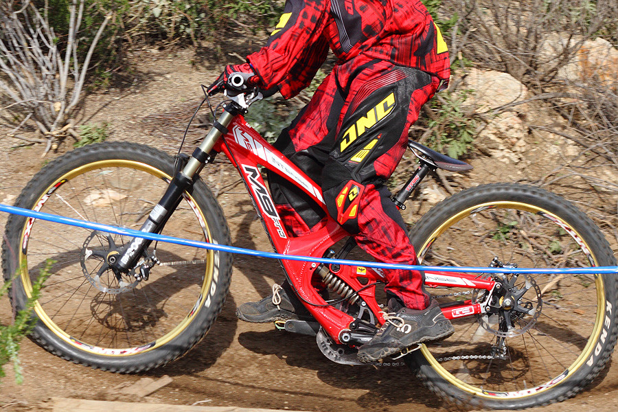 Intense M9 - G-Out Project: Fontana - Mountain Biking Pictures - Vital MTB