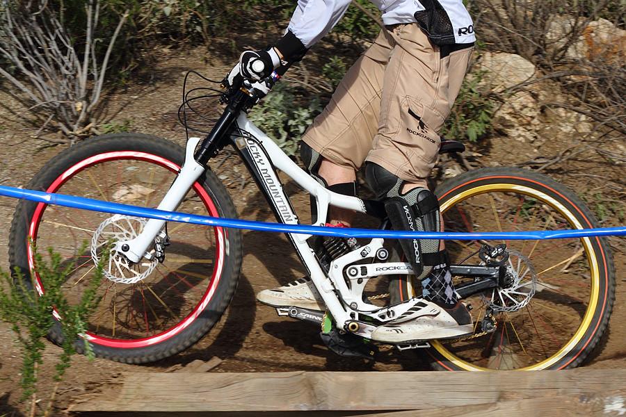 Rocky Mountain Flatline - G-Out Project: Fontana - Mountain Biking Pictures - Vital MTB