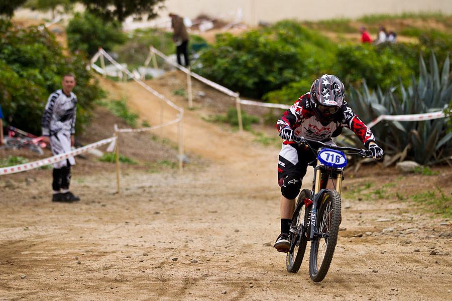 Aaron Gwin wins - Fontana Nationals - Mountain Biking Pictures - Vital MTB