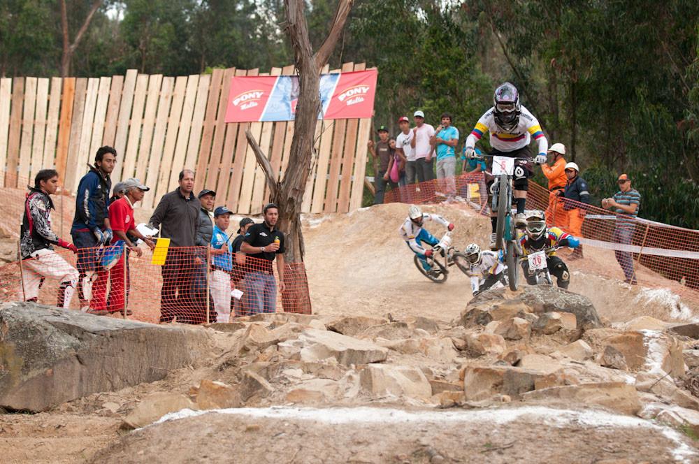 Camilo Sanchez - 2011 Panamerican Championships - Mountain Biking Pictures - Vital MTB