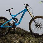 Dan Atherton's 2011 Pre-Season Bike