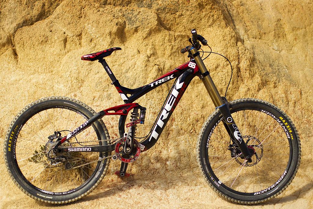 Aaron Gwin's 2011 World Cup Race Bike - Aaron Gwins 2011 World Cup Race Bike - Mountain Biking Pictures - Vital MTB