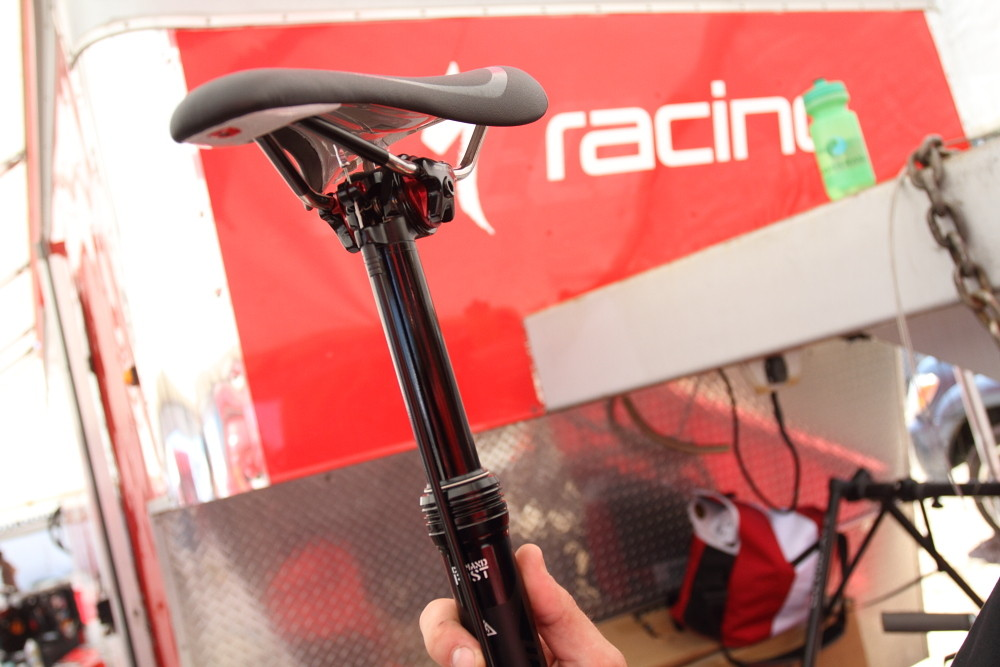 Specialized BlackLite Post - Sea Otter Pit Bits from gordo, Day 2 - Mountain Biking Pictures - Vital MTB