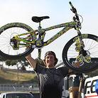 Cam McCaul's Bike Sticker Bomb