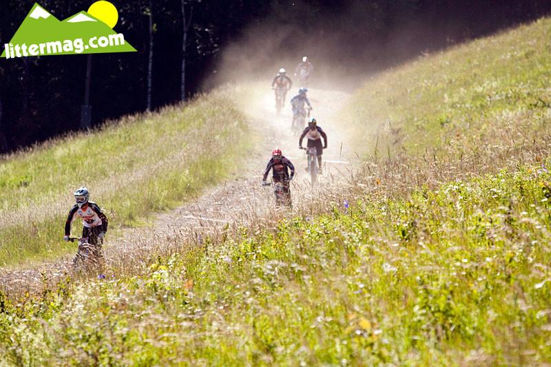 Train in Training - 2009 UCI World Cup Maribor - Day 2 - Mountain Biking Pictures - Vital MTB