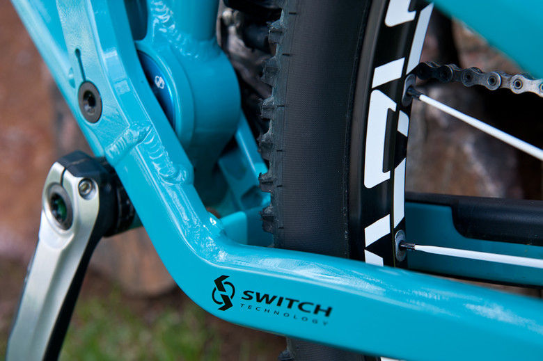 Yeti SB-66 tire clearance - The New Yeti SB-66 - Mountain Biking ...