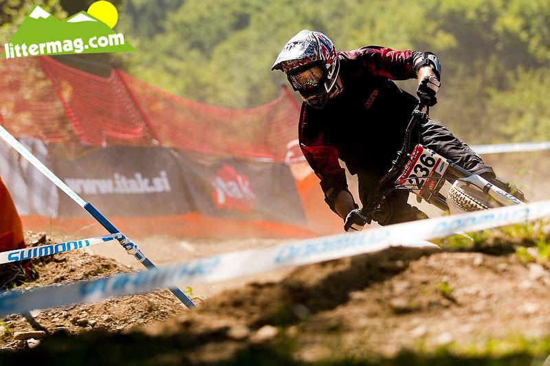 Thomas Vanderham? - 2009 UCI World Cup Maribor - Day 2 - Mountain Biking Pictures - Vital MTB