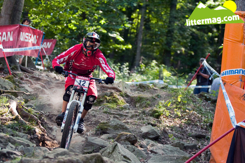 Fast Frenchie - 2009 UCI World Cup Maribor - Day 2 - Mountain Biking Pictures - Vital MTB