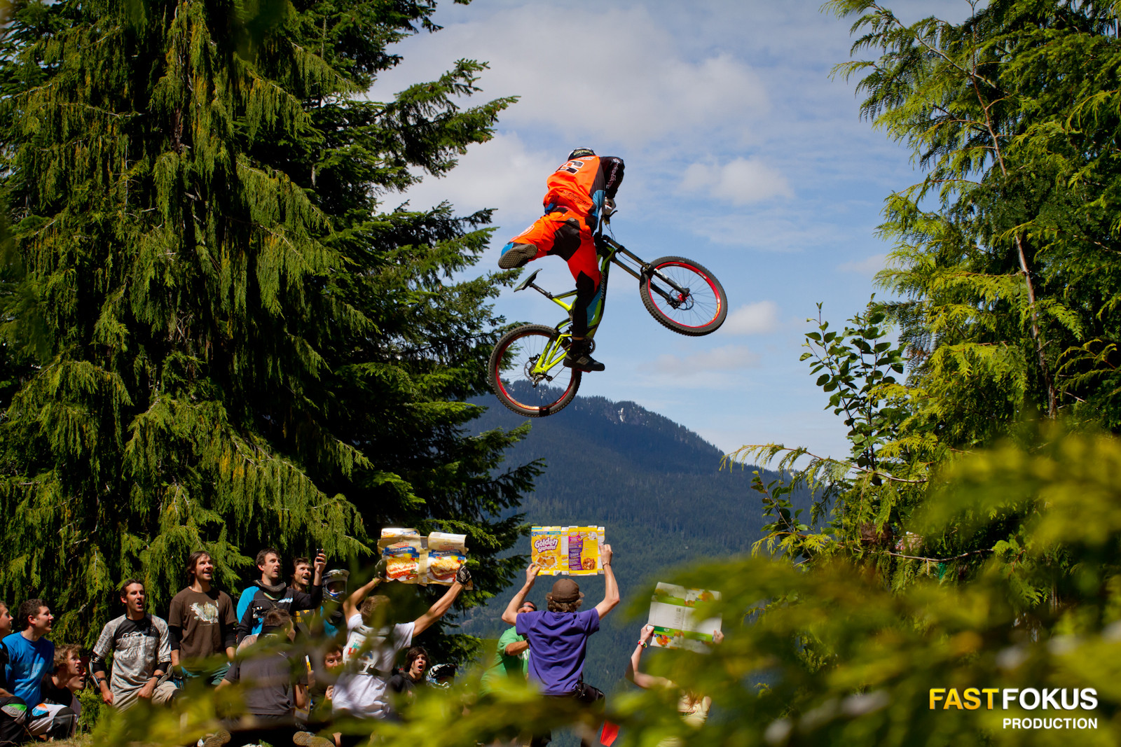 Brendan Fairclough by Damien Vergez - Whip Off Worlds Photo Contest Gallery - Mountain Biking Pictures - Vital MTB