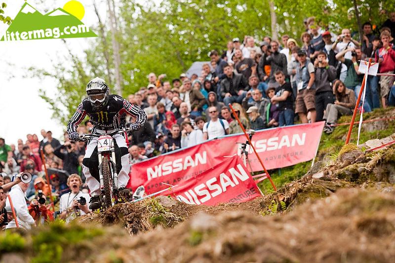 Sam Hill - 2009 UCI World Cup La Bresse - Day 4 - Mountain Biking Pictures - Vital MTB