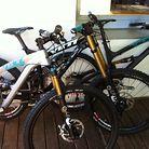Yeti SB-95, 303 WC and Carbon SB-66