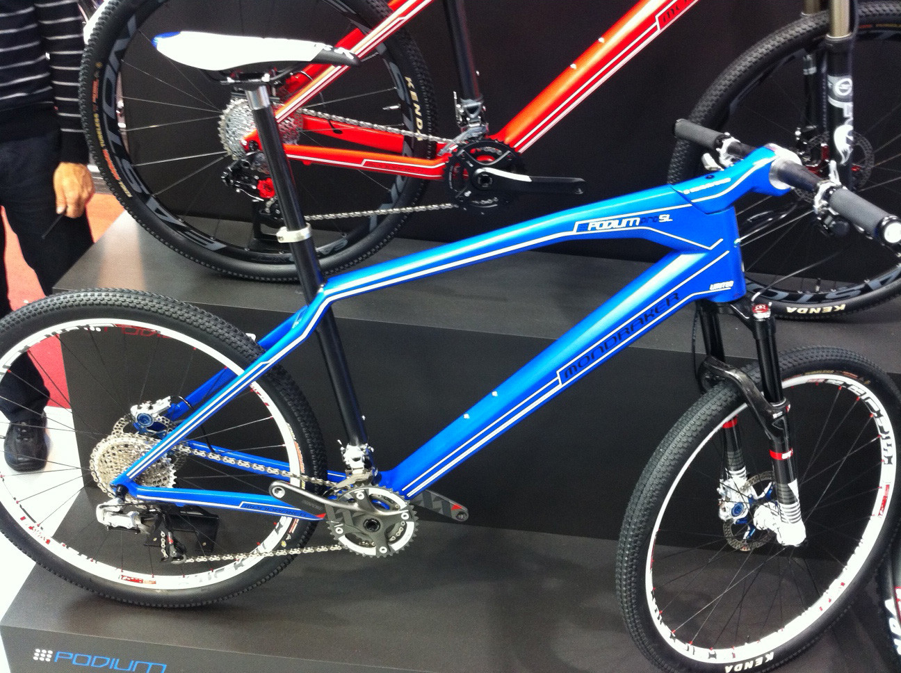 Mondraker Podium - Eurobike 2011 - Mountain Biking Pictures - Vital MTB