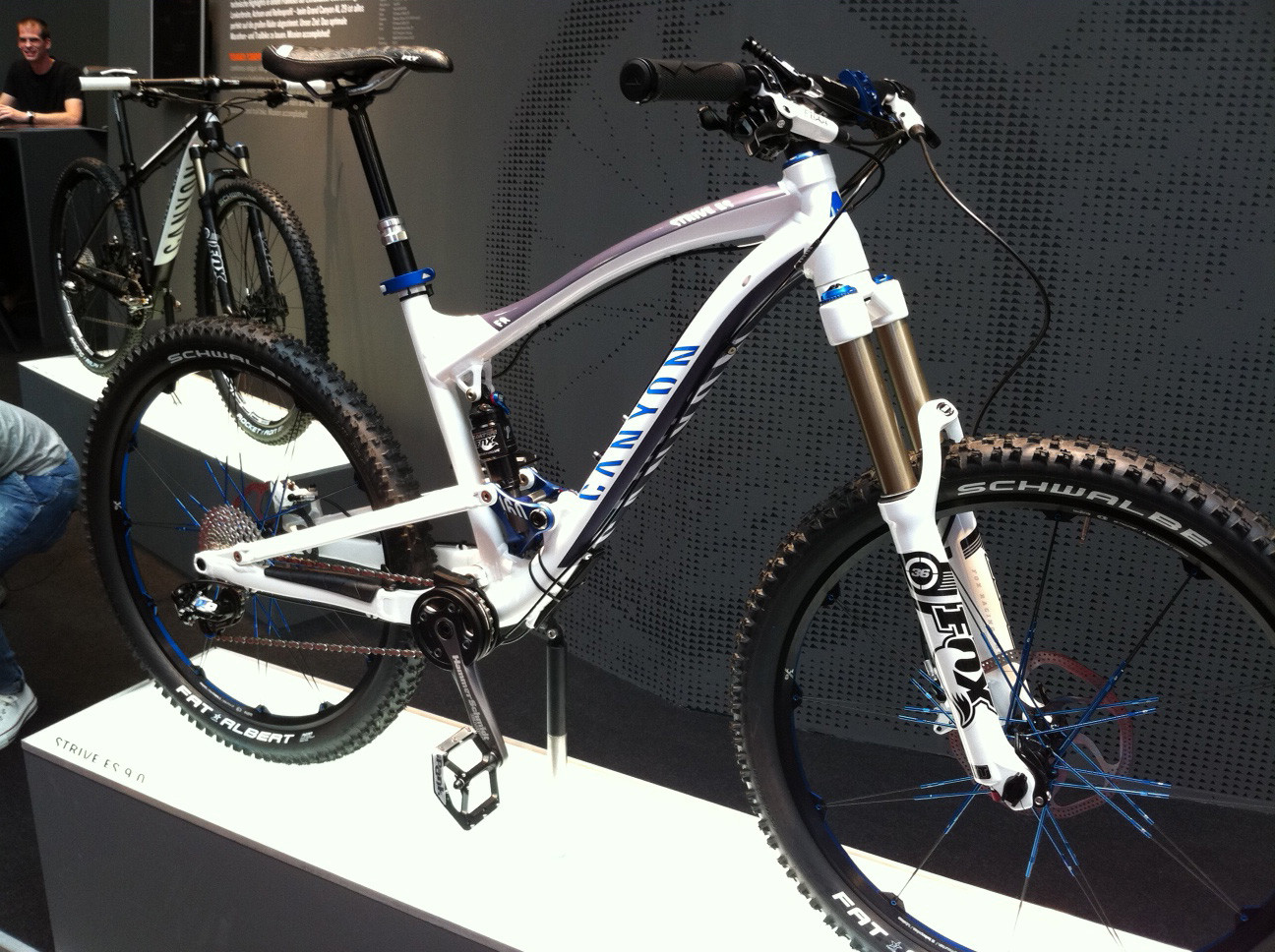 Canyon Cycles Strive ES 9.0 - Eurobike 2011 - Mountain Biking Pictures - Vital MTB
