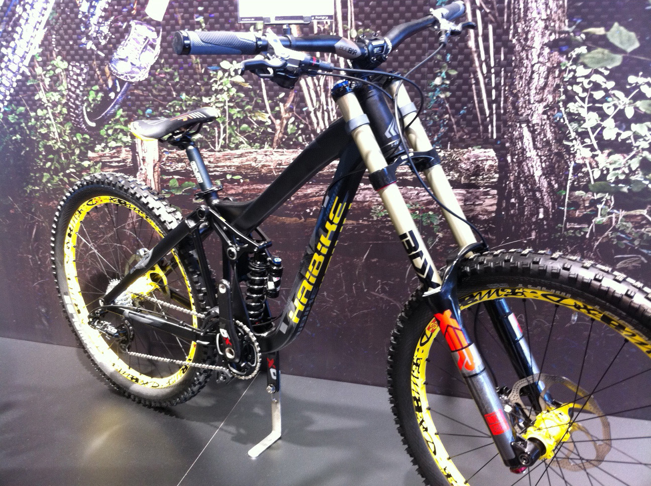 Haibike Zone 10.0 RC - Eurobike 2011 - Mountain Biking Pictures - Vital MTB