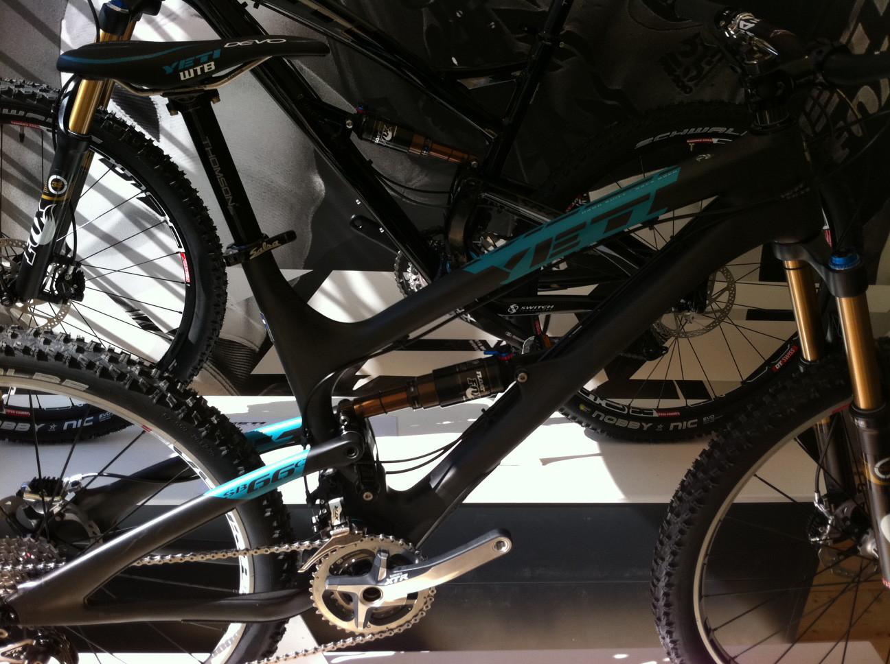 Yeti SB-66c - Eurobike 2011 - Mountain Biking Pictures - Vital MTB