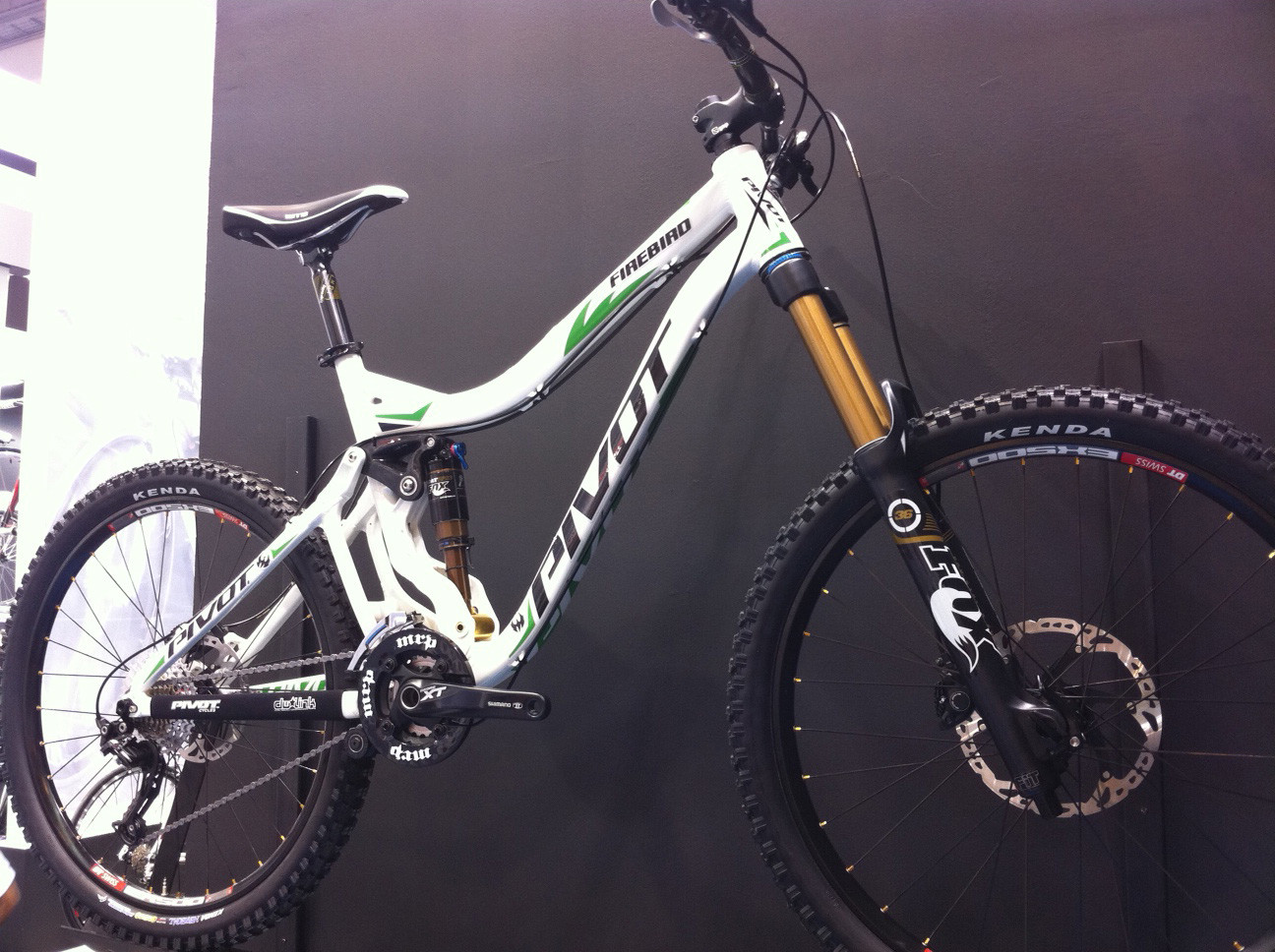 Pivot Firebird - Eurobike 2011 - Mountain Biking Pictures - Vital MTB